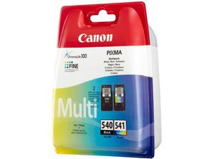 Genuine Canon PG-540& CL-541 Ink Cartridges. Brand New