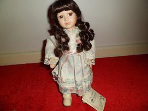House of Valentino Porcelain doll