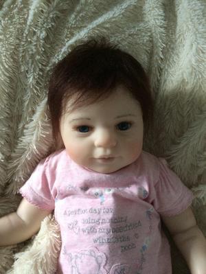 Large reborn baby girl / toddler Harley