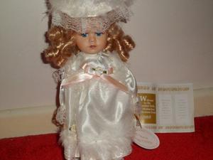 Leonard Porcelain doll