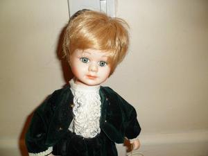 Leonardo Porcelain doll Beautifull