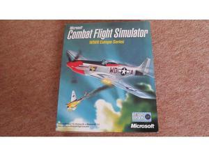 Microsoft Combat Flight Simulator PC CD-ROM in Chelmsford