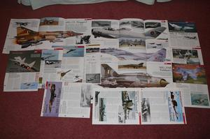 Mig  information  sheets fighter  russian 31