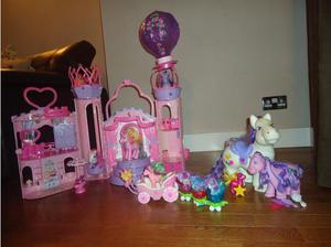 My Little Pony Princess Castle in Birmingham