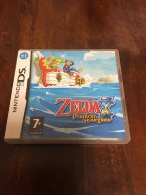Nintendo DS Game - Legend of Zelda Phantom Hourglass