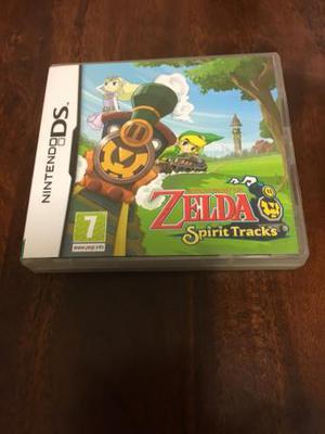 Nintendo DS Game - Legend of Zelda Spirit Tracks