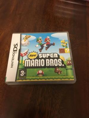 Nintendo DS Game- New Super Mario Bros