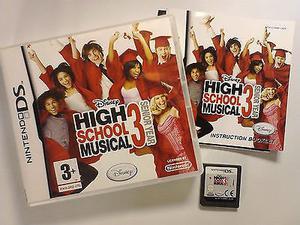 Nintendo DS High School Musical 3 (Incl P&P)