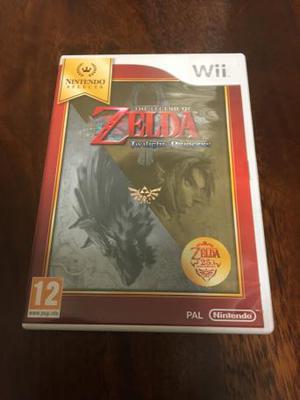 Nintendo Wii Game- Legend of Zelda Twilight Princess