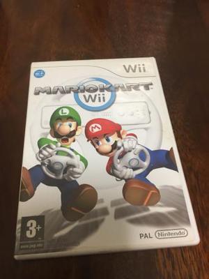 Nintendo Wii Game- Mario Kart Wii