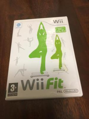 Nintendo Wii Game- Wii Fit
