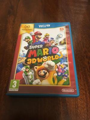 Nintendo Wii U Game- Super Mario 3D World