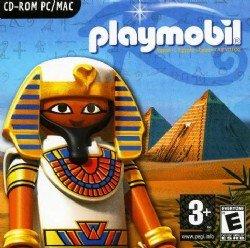 PLAYMOBIL CD-ROM PC/MAC EGYPT. NEW SEALED GAME.