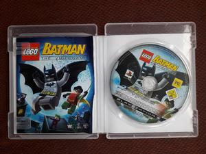 Playstation 3 Lego Batman game