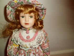 Porcelain doll Beautifull