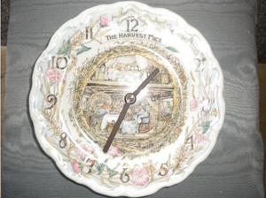 Royal Doulton Clock in Caldicot