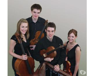Sacconi Quartet & Michael Collins, clarinet