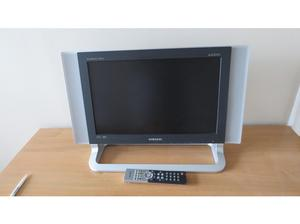 """Samsung SyncMaster 730MW Widescreen LCD T.V. Monitor 17"""" -"""