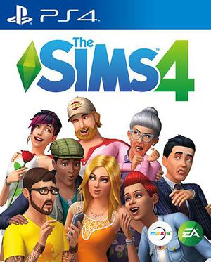 Sims 4 for playstation 4