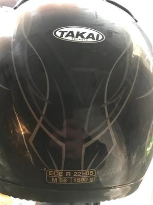 Takao helmet size M very good condition