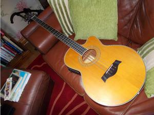 Tanglewood TW55 Acoustic/electric bass guitar in Wokingham