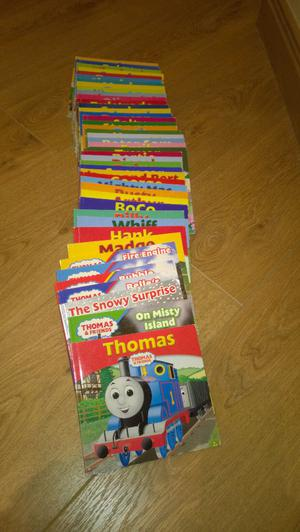 Thomas The Tank Engine Kids Book set (Over 40 in total)