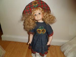 Windsor Porcelain doll
