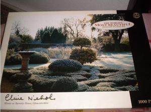 Winter @ Barnsley House Gloucester. in Caldicot
