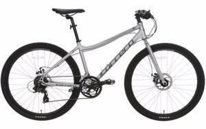 Womens Brand new carrera hybrid bike