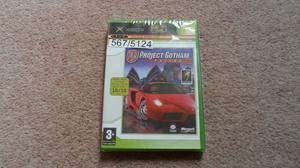 X BOX / X BOX 360 Project Gotham Racing 2, New and Unopened.