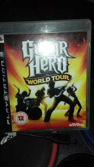 guitar hero band for PS3