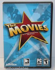 movies pc cd rom game