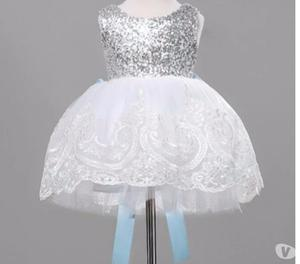 very beautiful dress bow is large size with sequin detail