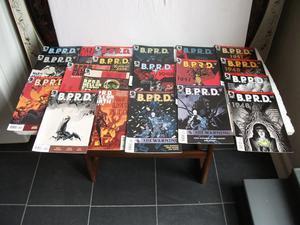 39 COLLECTABLE COMICS, B.P.R.D.,DARK HORSE COMICS
