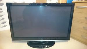43inch PANASONIC LED(Plasma) P HD TV plus android TV Box