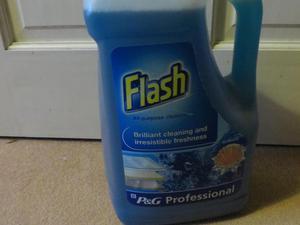5L Bottle Of Flash