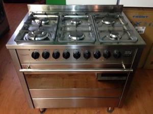 6 hubs gas cooker