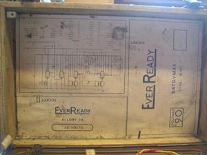 Antique Portable Radio