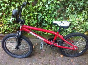 BMX BIKE FOR SALE - HARO BACKTRAIL/X