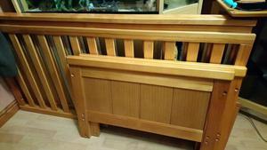 Babies R Us Hampshire Cot bed