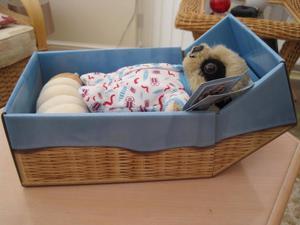 Baby Oleg Meercat Toy