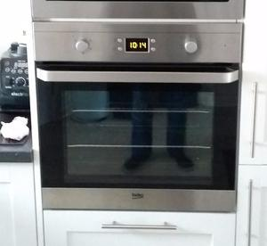 Beko OIFX Electric Built-in Single Fan Oven - Stainless