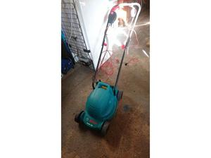 Bosch Rotak 320 Lawn Mower in Exmouth