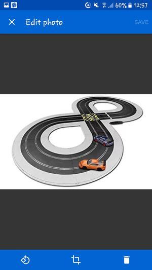 Brand new scalextric Porsche powerslide
