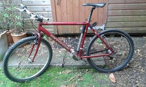 Cannondale Diatech mountain bike