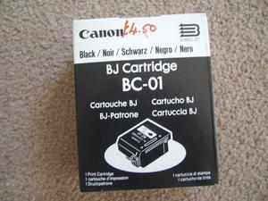 Canon Cartridges BC-01