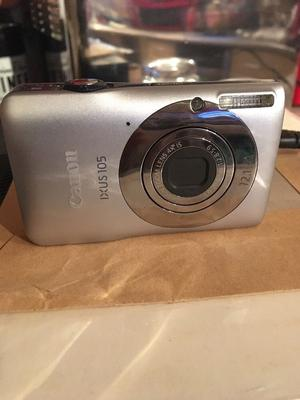 Canon IXUS 105 / PowerShot Digital 12.1MP Digital Camera,