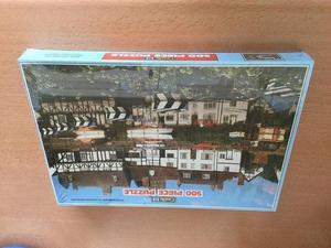 Castile 500 piece puzzle - Tewkesbury - new sealed