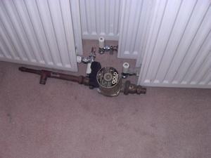 Central Heating Radiators & Pump