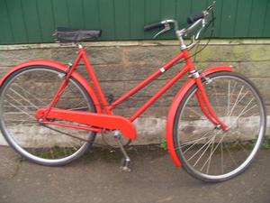 Classic Hercules Ladies Bike 3 speed Stumey Archer